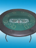 Casinotafel of blackjack of pokertafel_