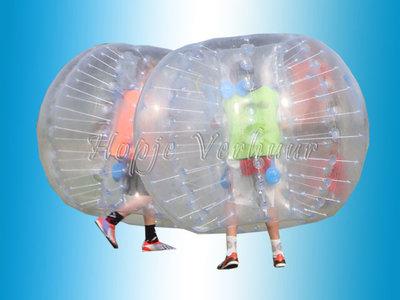 Bumper voetbal of bumperballen 2 stuks