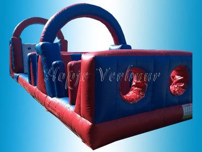 stormbaan 15 meter rood blauw