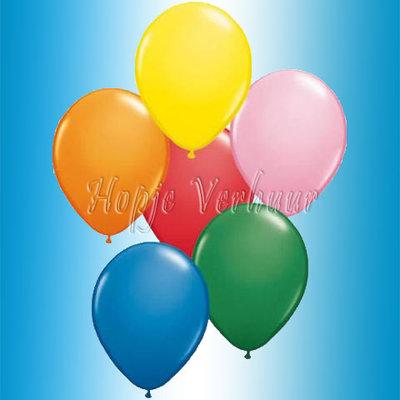 Feest ballonnen alle kleuren