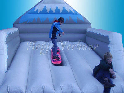Snowbord simulator
