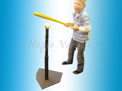 Honkbal slag statief