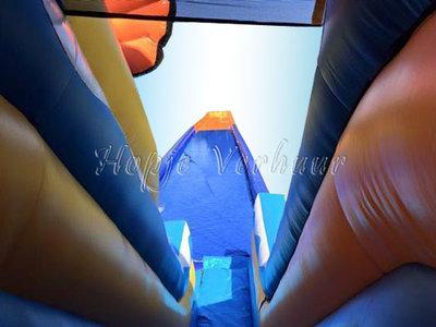 Buikschuifbaan 75 meter