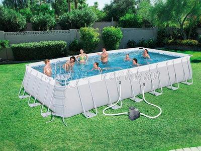 Frame zwembad