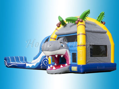 Multiplay haai super met plonsbad of zonder plonsbad