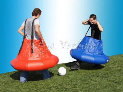Voetbal Rokken Spel 4 stuks