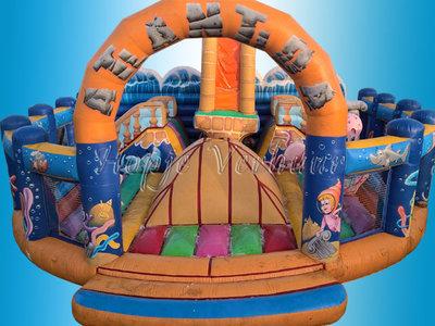 Speeleiland playground Atlantica